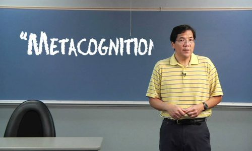 Dr. Stephen Chew Preparing Students for the Rigors of College